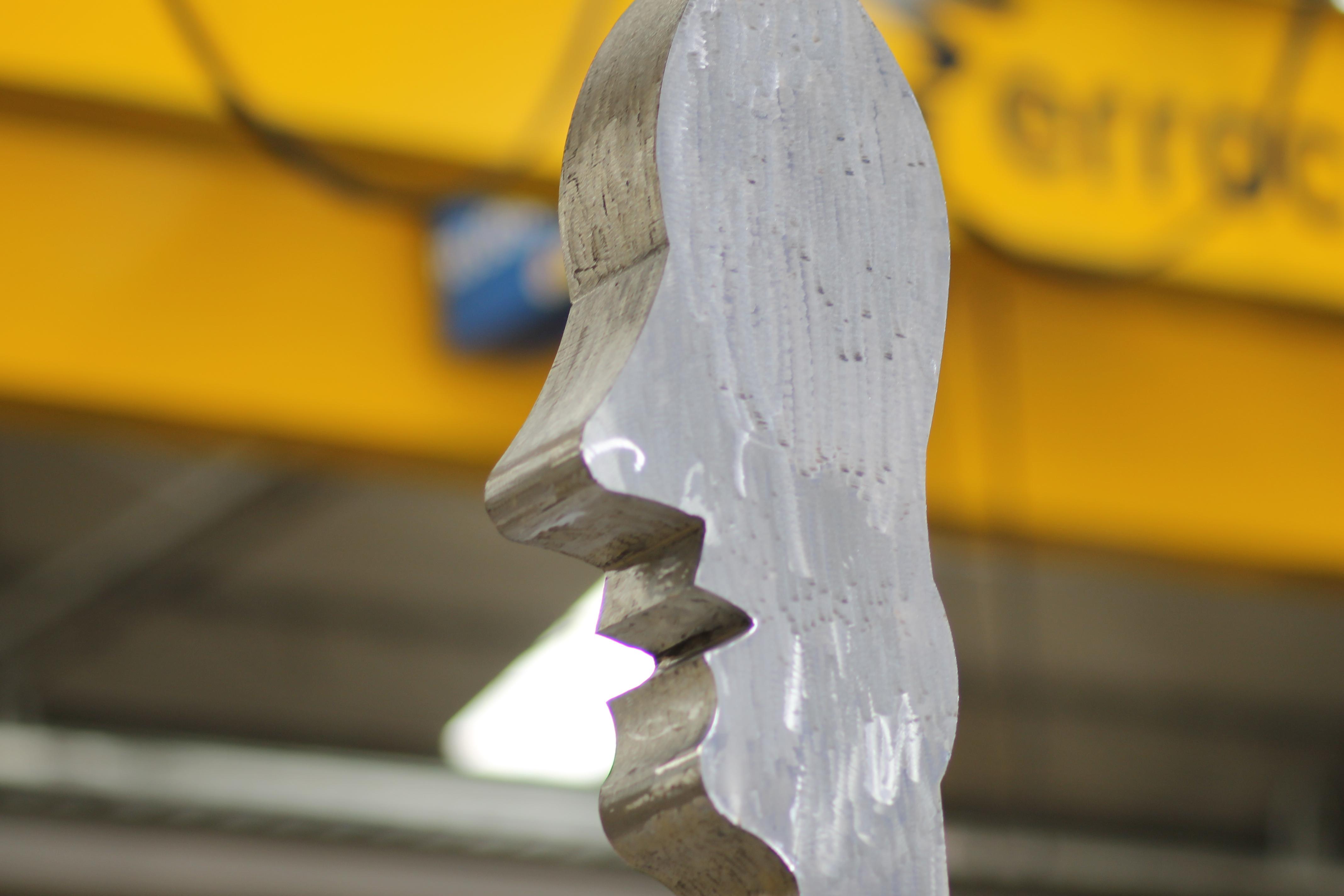 Escultura Ferrocortes