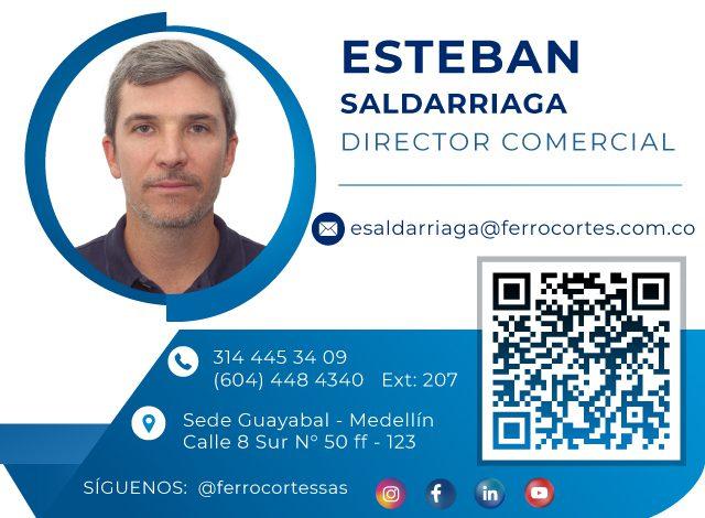 Esteban Saldarriaga