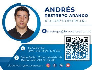 Andrés Restrepo Arango