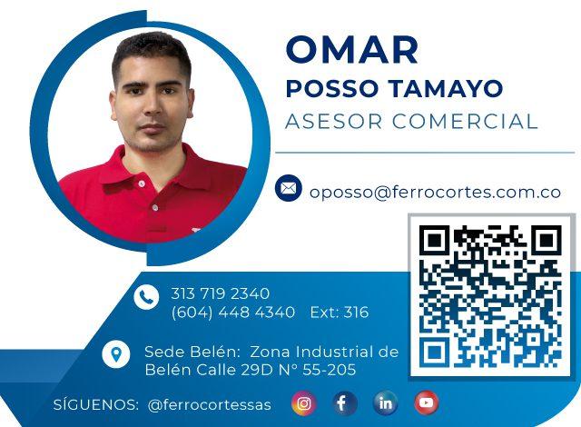 Omar Posso