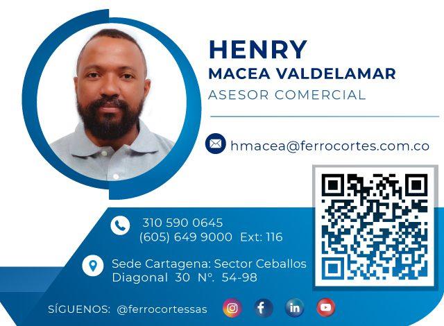Henry Macea