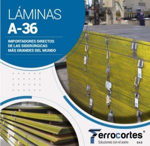 LAMINA A36